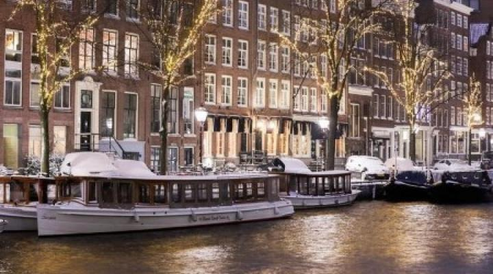 How Amsterdam is stealing a march on rivals as Brexit trading hub