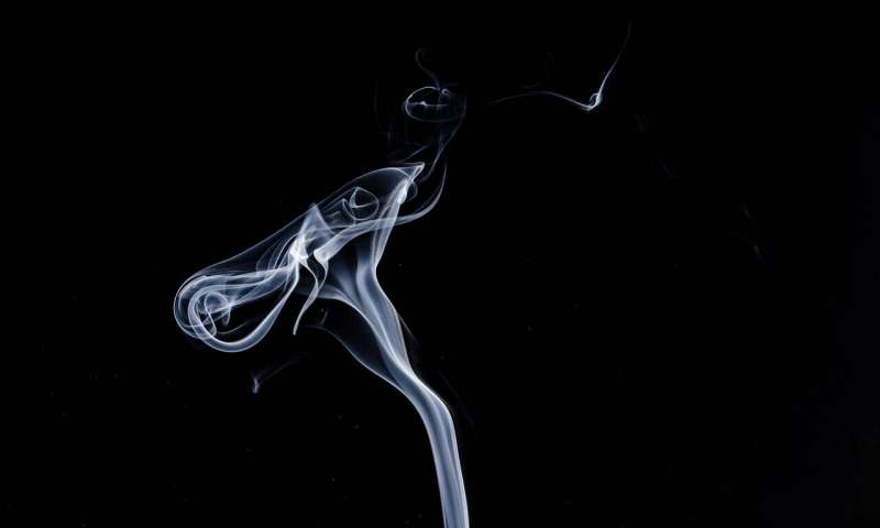 High smoking dependence linked to depression