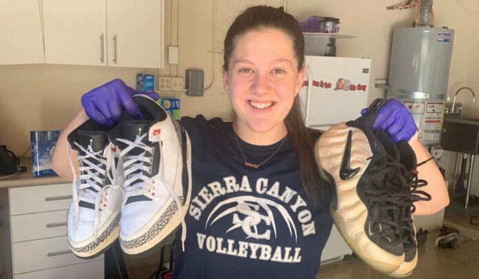 Teen Collects 30,000 Pairs of Shoes to Donate 'Dignity' to LA Homeless